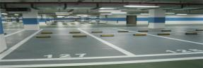 环氧树脂停车场地坪规划